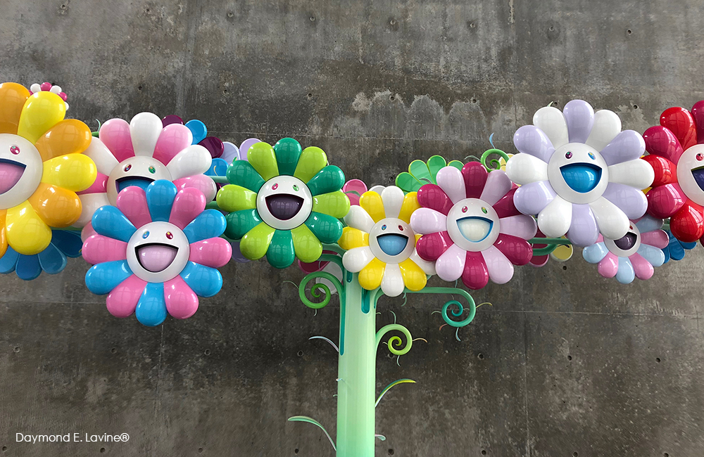 Takashi Murakami Art at Fort Worth  Modern Museum