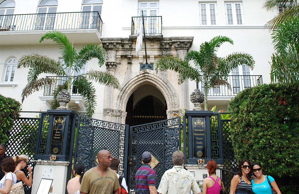 The Villa Casa Casuarina (Former Versace Mansion)